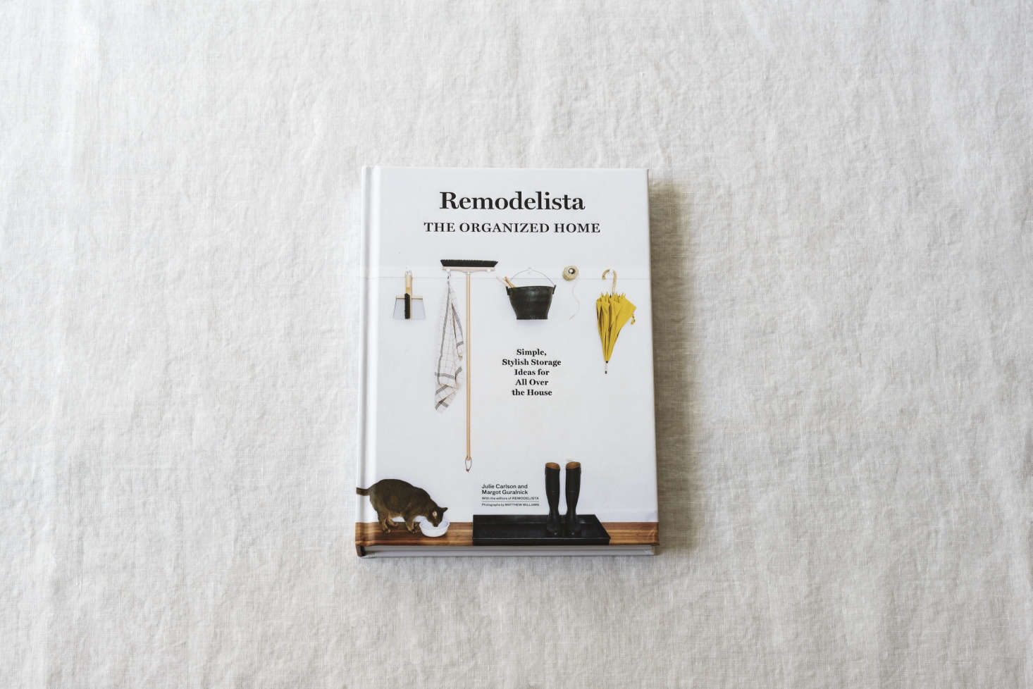 And finally, a shameless plug for our latest book, released just a month ago, Remodelista: The Organized Home: Simple, Stylish Storage Ideas for All Over the House; $.97 from Amazon. Read more inAnnouncing Our New Book: Remodelista: The Organized Home.