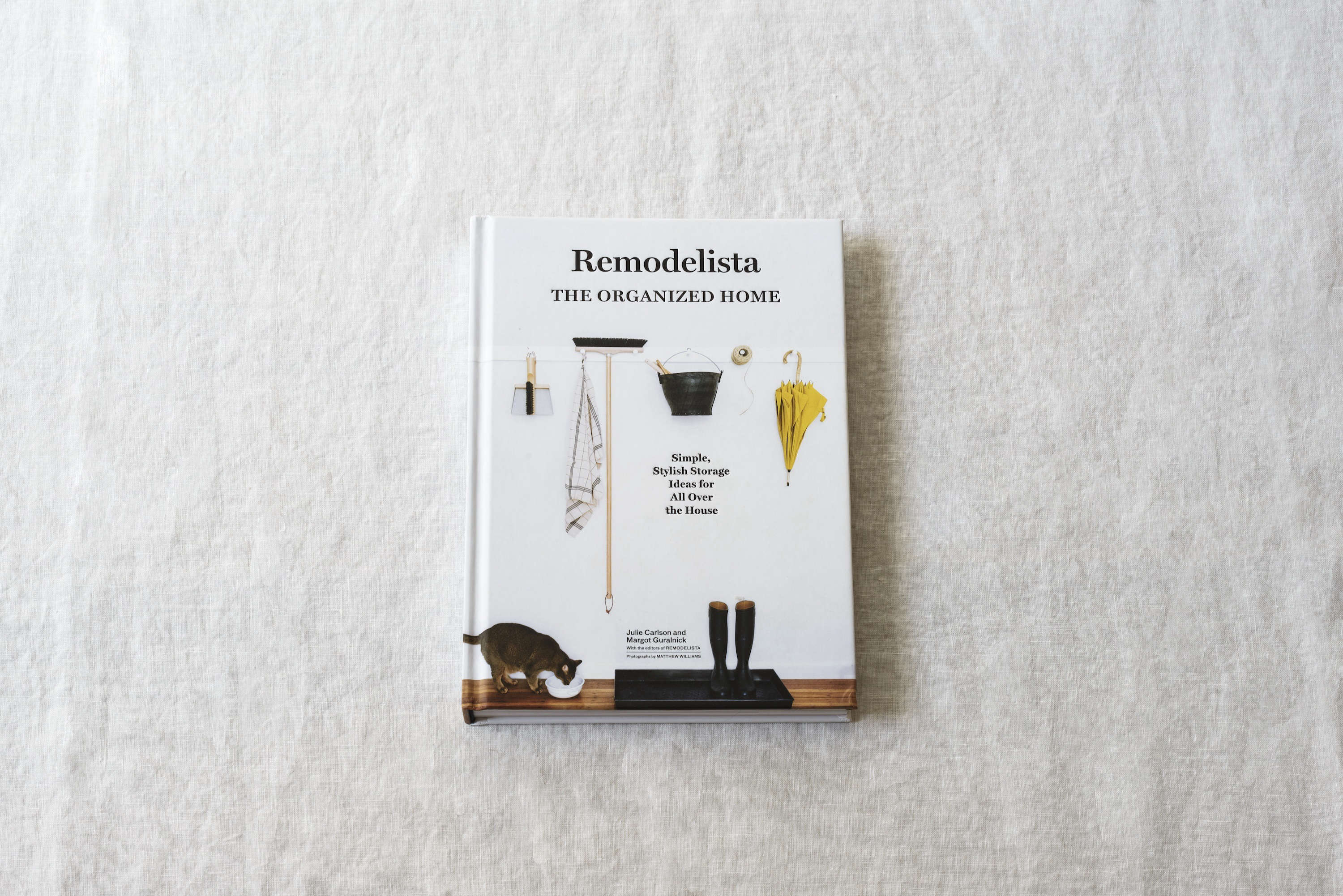 Remodelista: The Organized Home stylish storage ideas