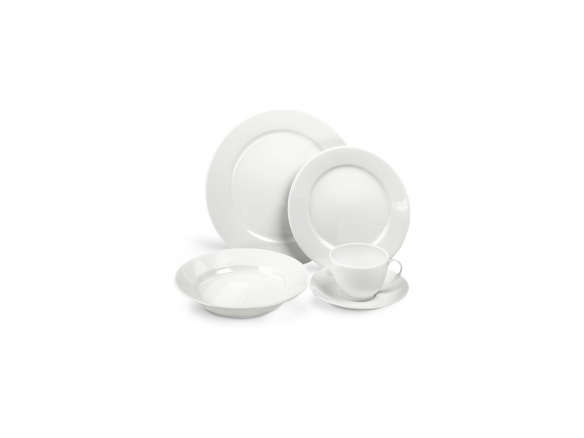 Apilco Tradition Porcelain Dinnerware Collection