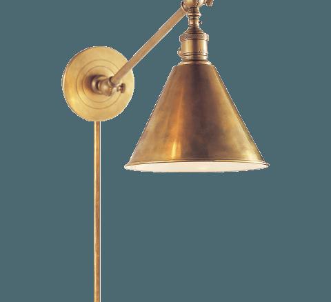 Boston Functional Single Arm Library Light
