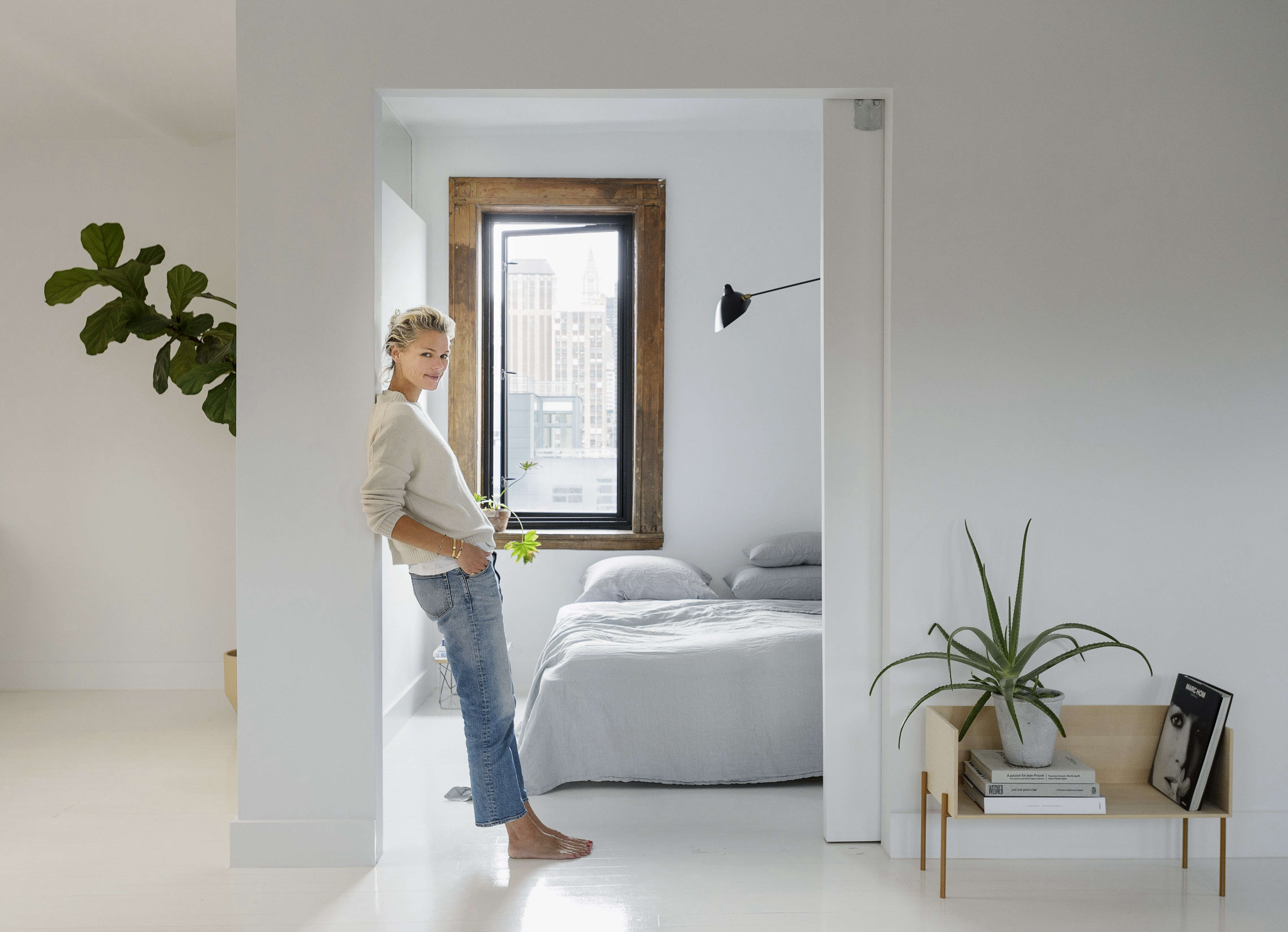 Superb Model Camilla Vestu0027s NYC Loft And Scandi Design Business Objects By Camilla  Vest