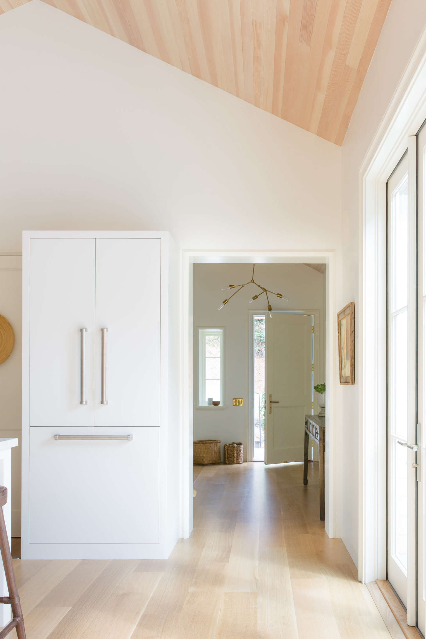 Carmel Kitchen Expansion: In Carmel-by-the-Sea, A Quietly Elegant Cottage With