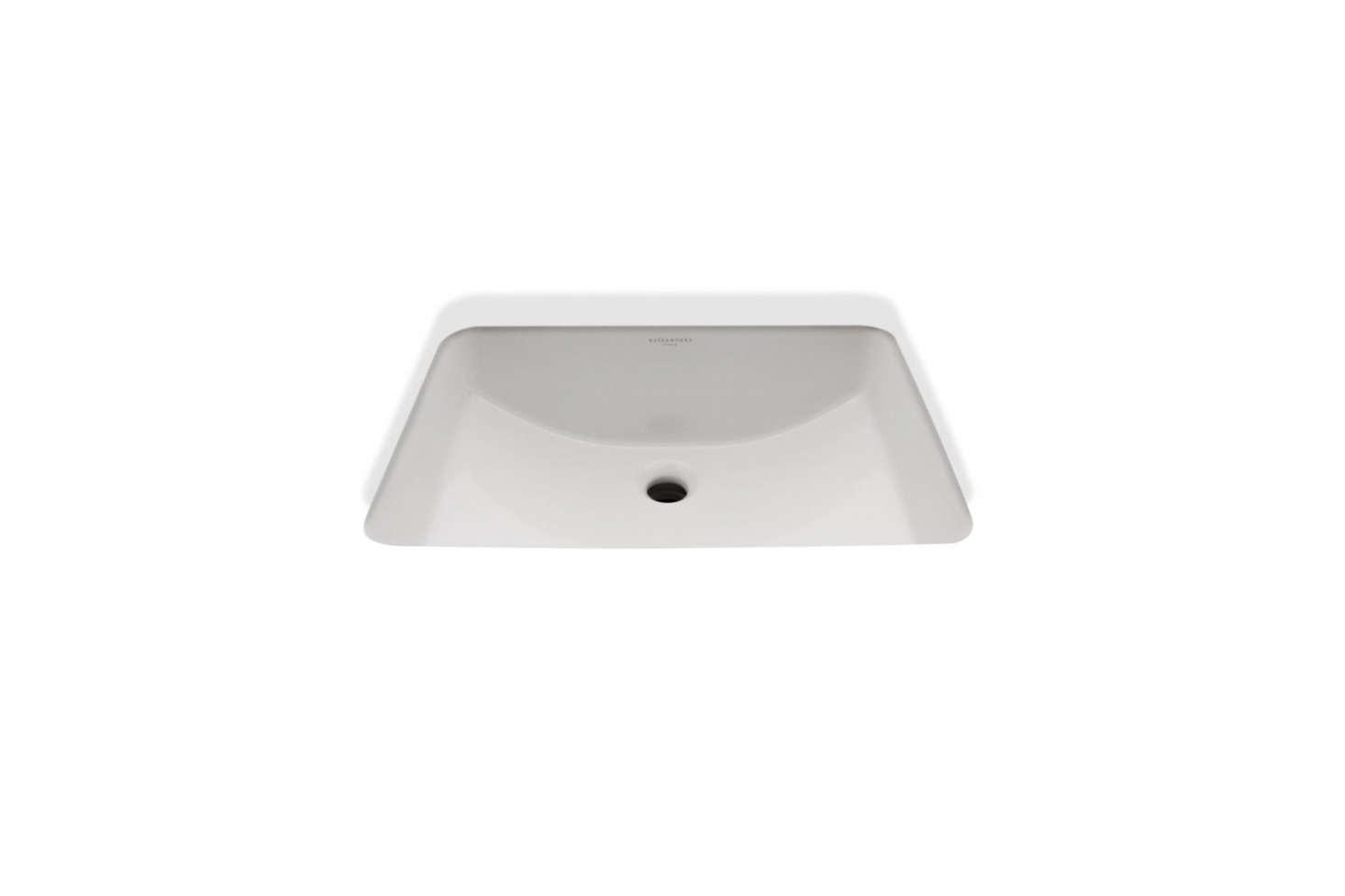 The Clara Undermount Rectangular Vitreous China Lavatory Sink is $304 at Waterworks.