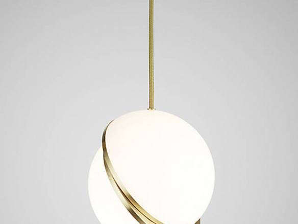 Crescent Light Mini Pendant
