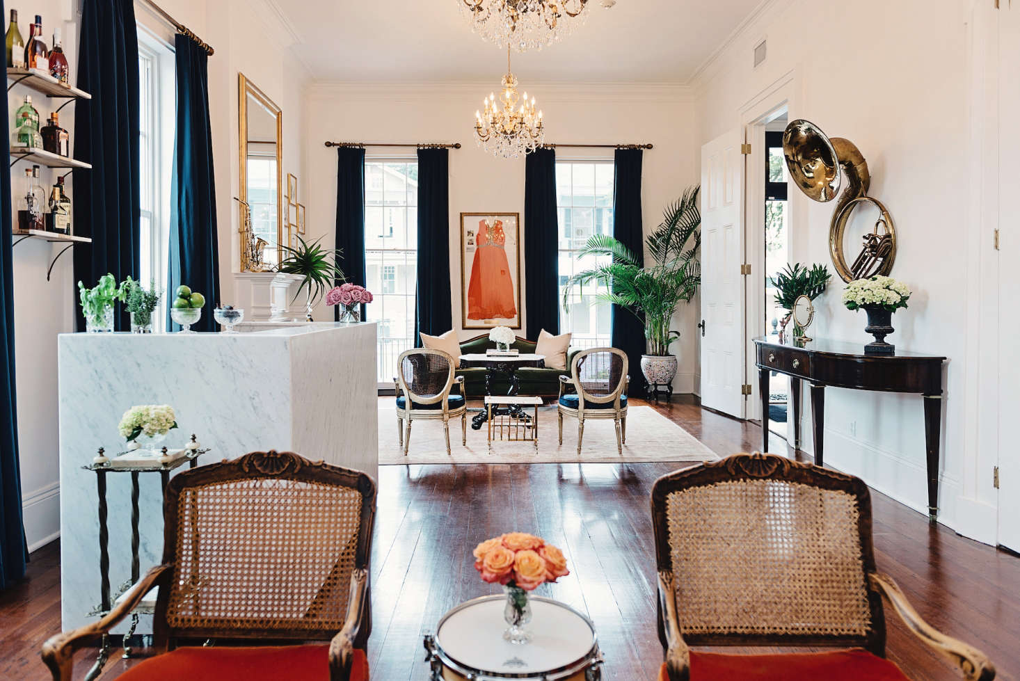 New in nola a greek revival mansion now an room hotel