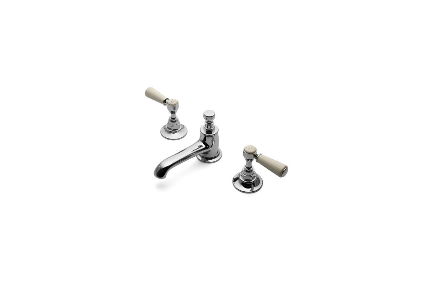 10 Easy Pieces: Traditional Single Spout Bath Faucets with Lever ...