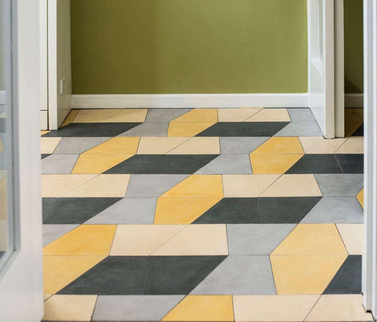 Huguet Cement Tile Handmade On Mallorca Since 1933 Remodelista