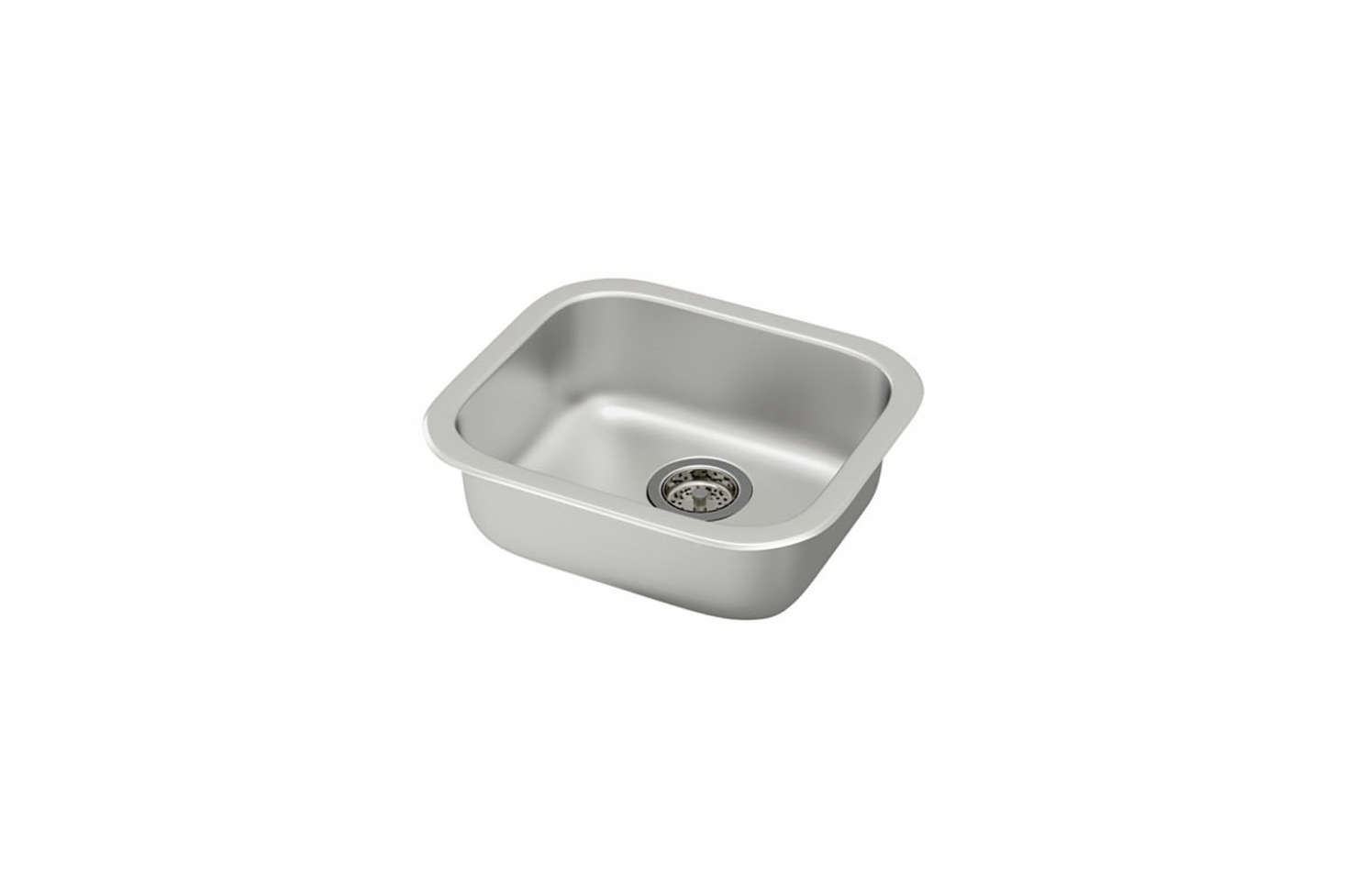 The small prep sink, the Fyndig Sink in stainless steel is $3src=