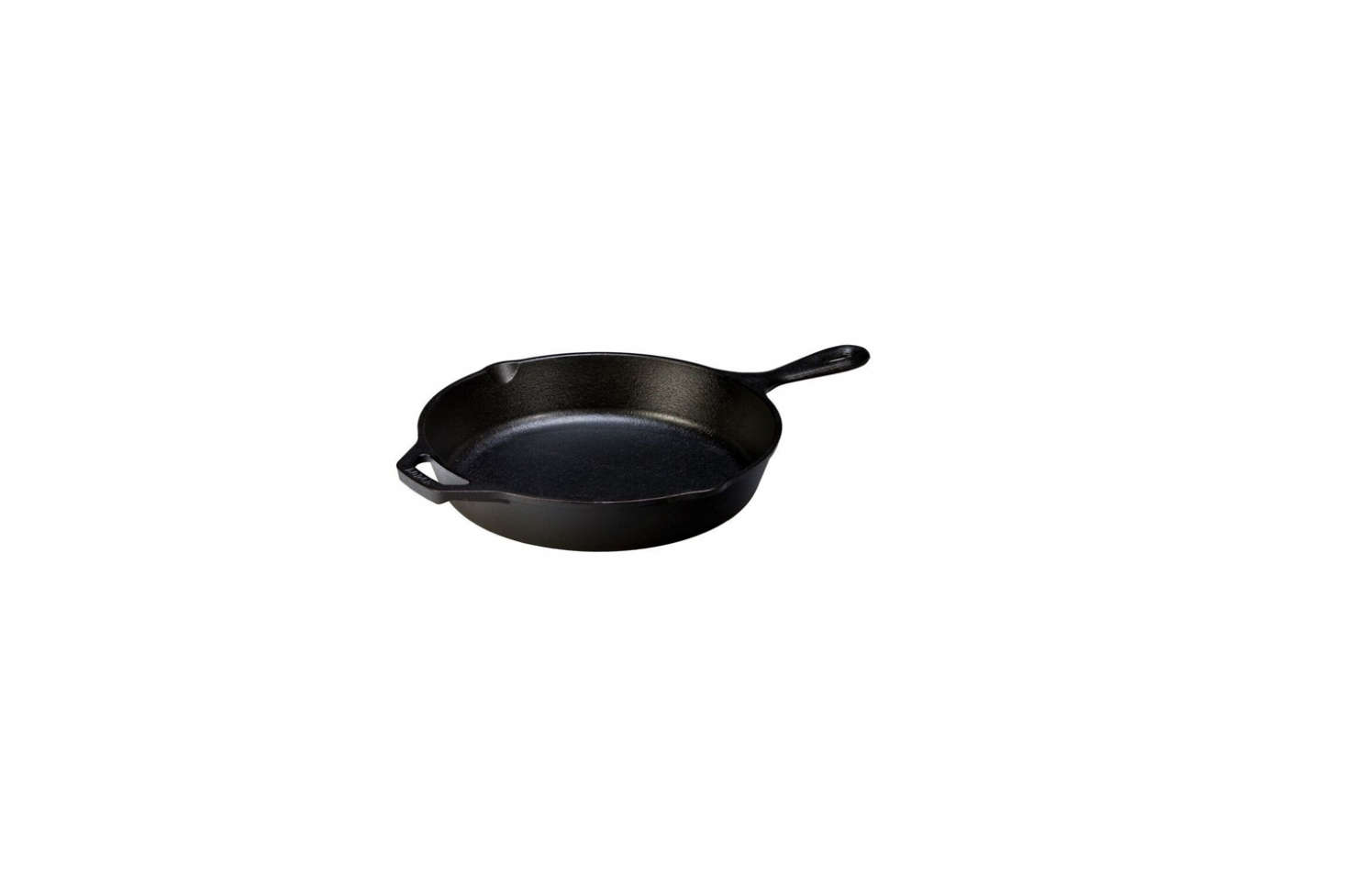 Everyone needs a basic cast iron skillet. Our pick is the Lodge Cast Iron 10-Inch Pre-Seasoned Skillet for $24.71 on Amazon.
