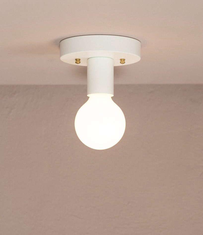 Shaker-Inspired Lighting From Old Faithful Shop In