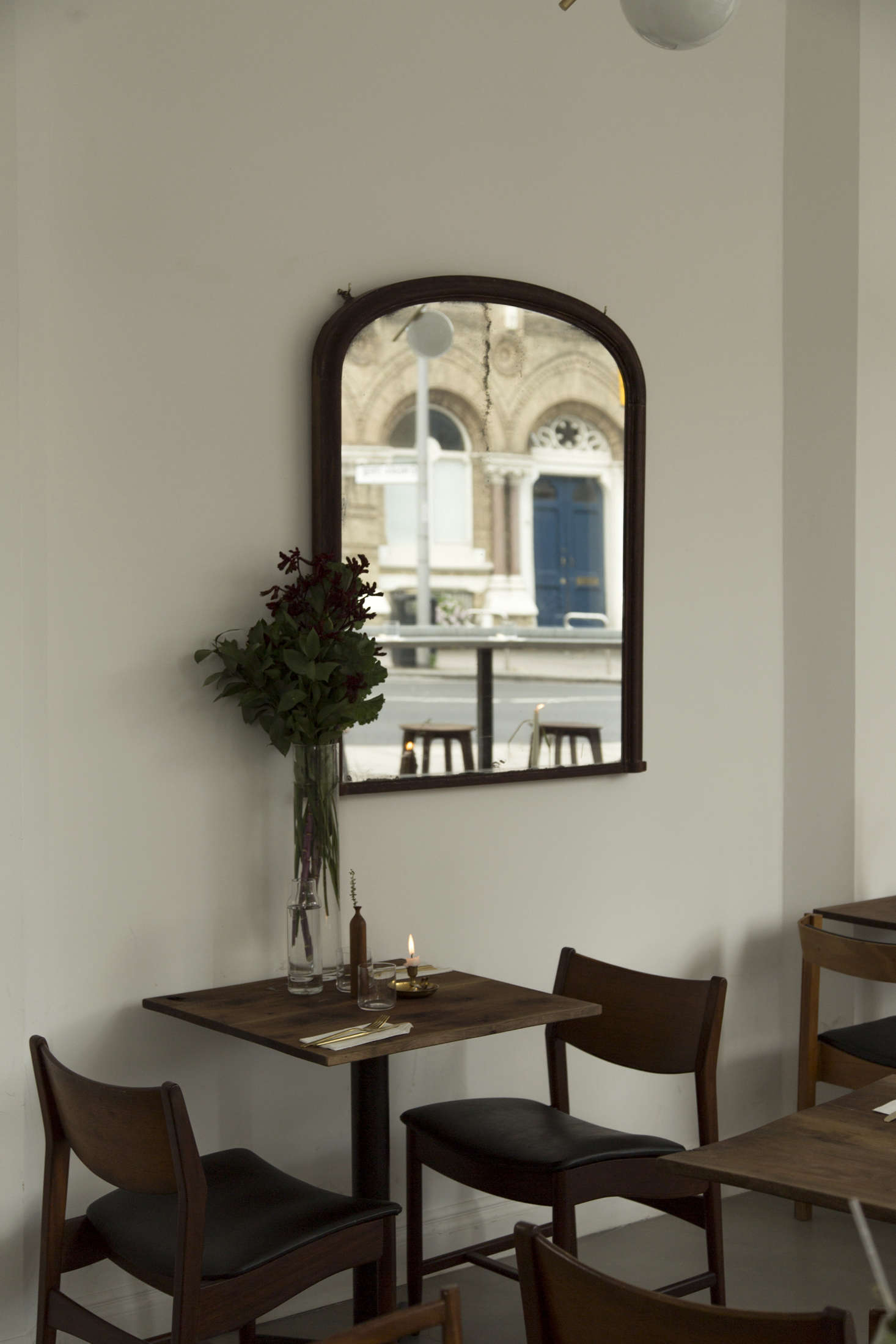 Old Napoli In Modern London O Ver Restaurant By Quiet