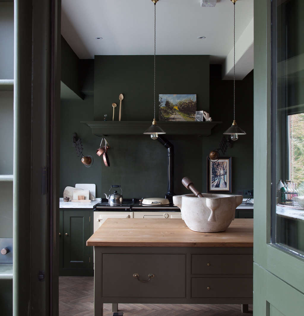 Recently, Margot Discovered A Kitchen Thatu0027s A Perfect Storm Of A Few Of  Our Favorite All Time Design Features (Shaker Like Simplicity, ...