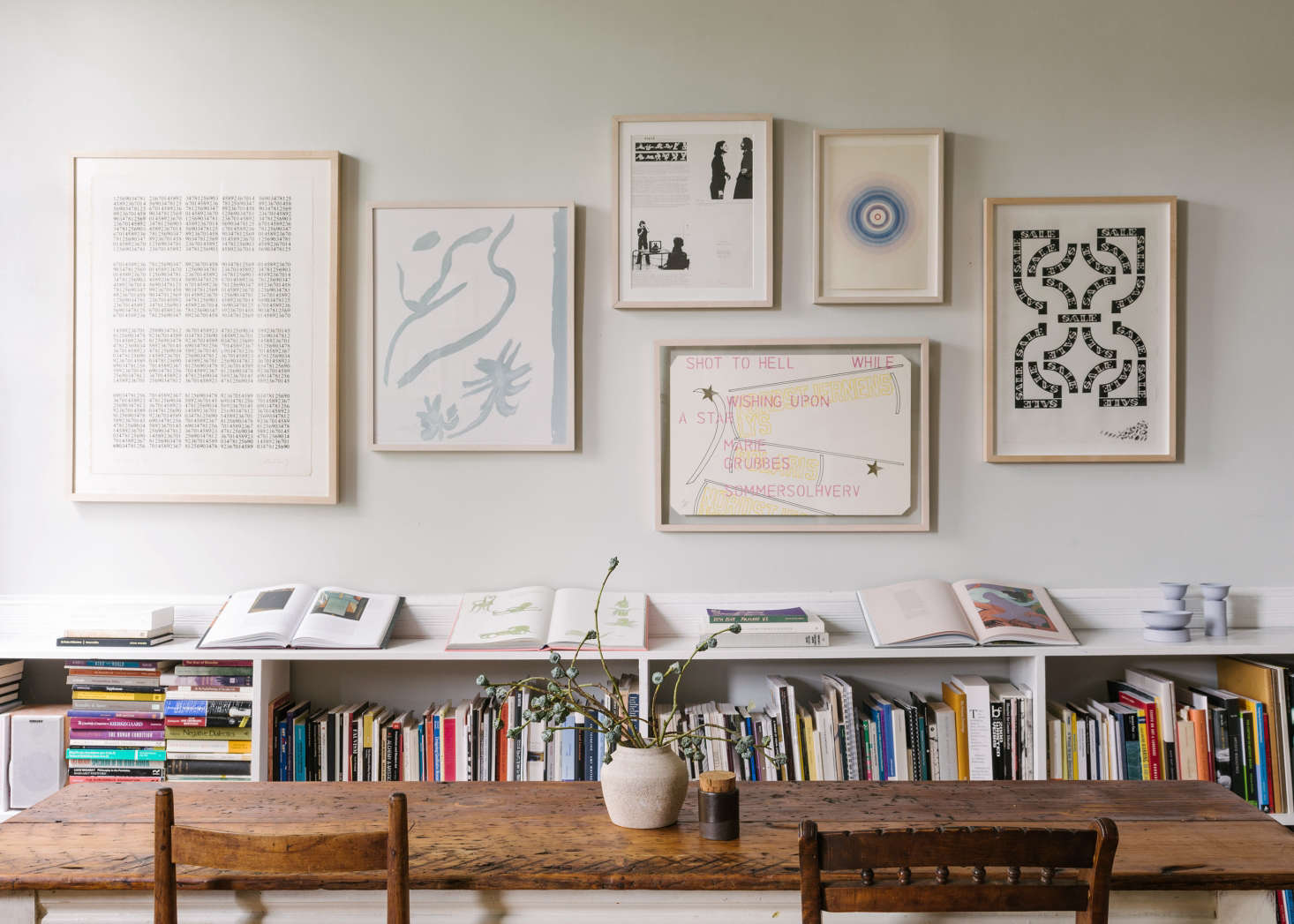 Picture Roomu0027s Sandeep Salter Treats Her Own Brooklyn, New York, Apartment  Like A Gallery
