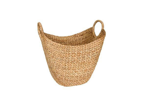 Large Woven Seagrass Storage Basket