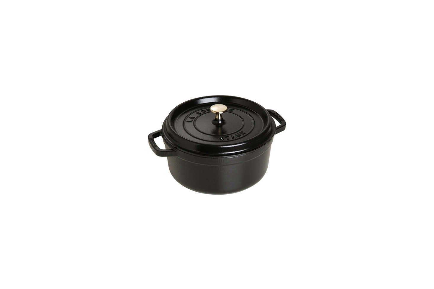 The Staub Dutch Oven won a spot on our Remodelista 100 list in our book, Remodelista: A Manual for the Considered Home. A similar choice, available on Amazon Prime, is the four-quart cocotte; $284.95.