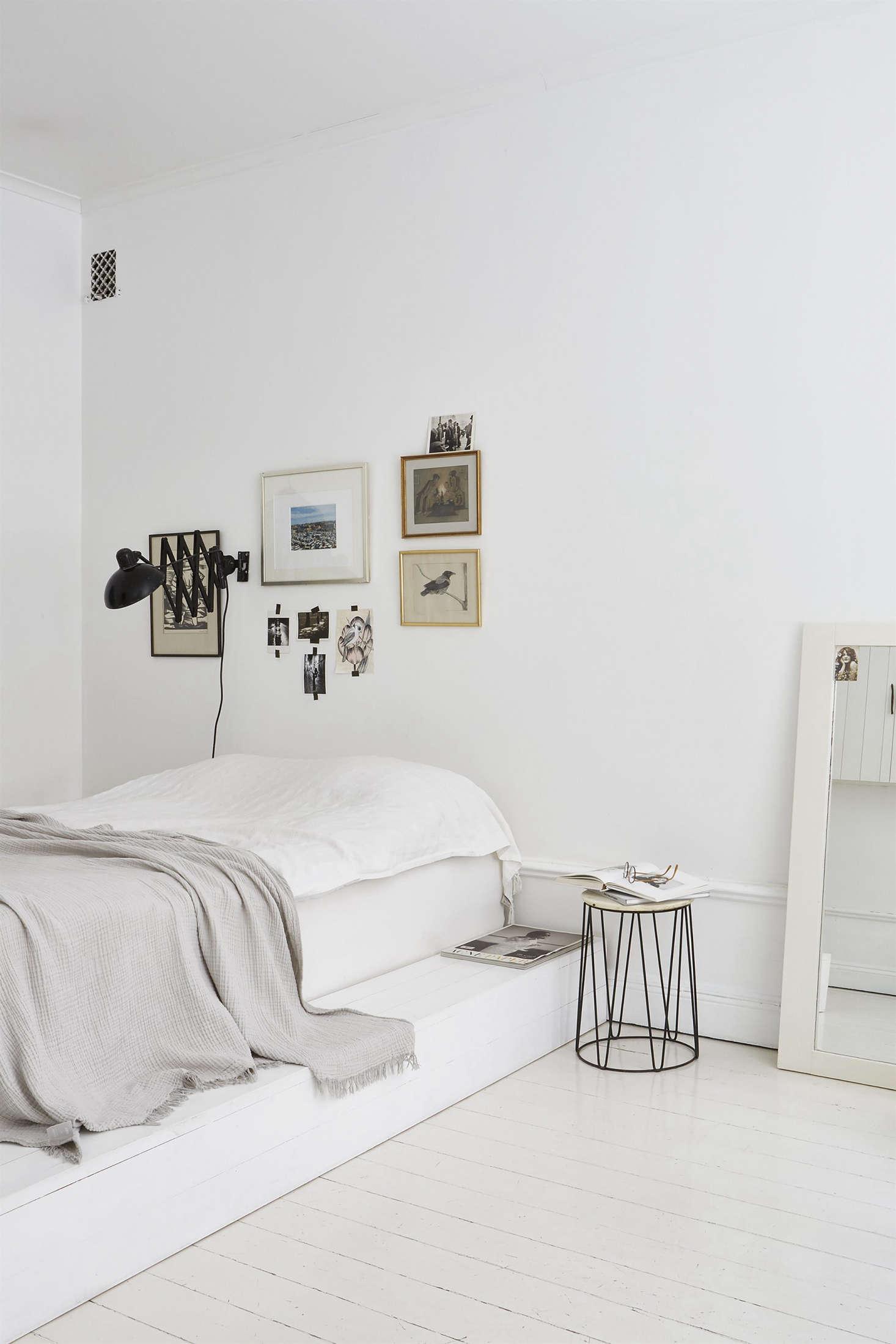 Minimalist Apartment Bedroom