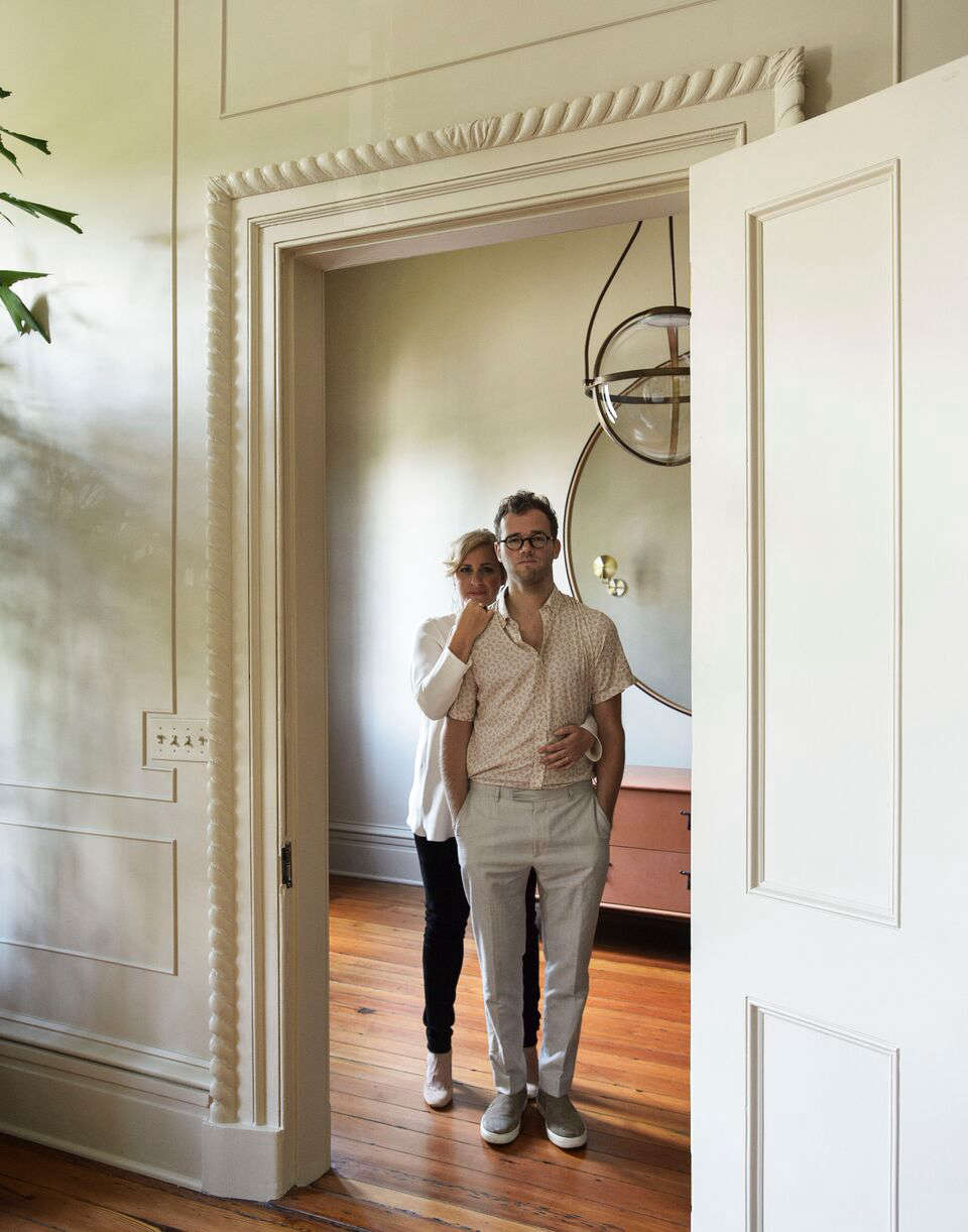Stefanie Brechbuehler and Robert Highsmith met at Rhode Island School of Design and founded Workstead in 09 with their classmate Ryan Mahoney, who now heads up the Brooklyn studio (Stefanie and Robert work between Charleston and New York).