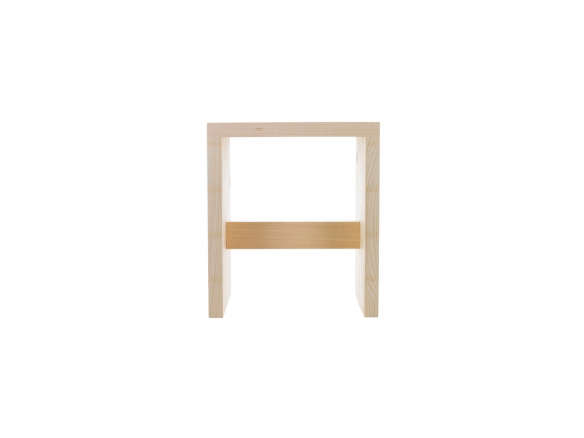 Hinoki Wood Stool