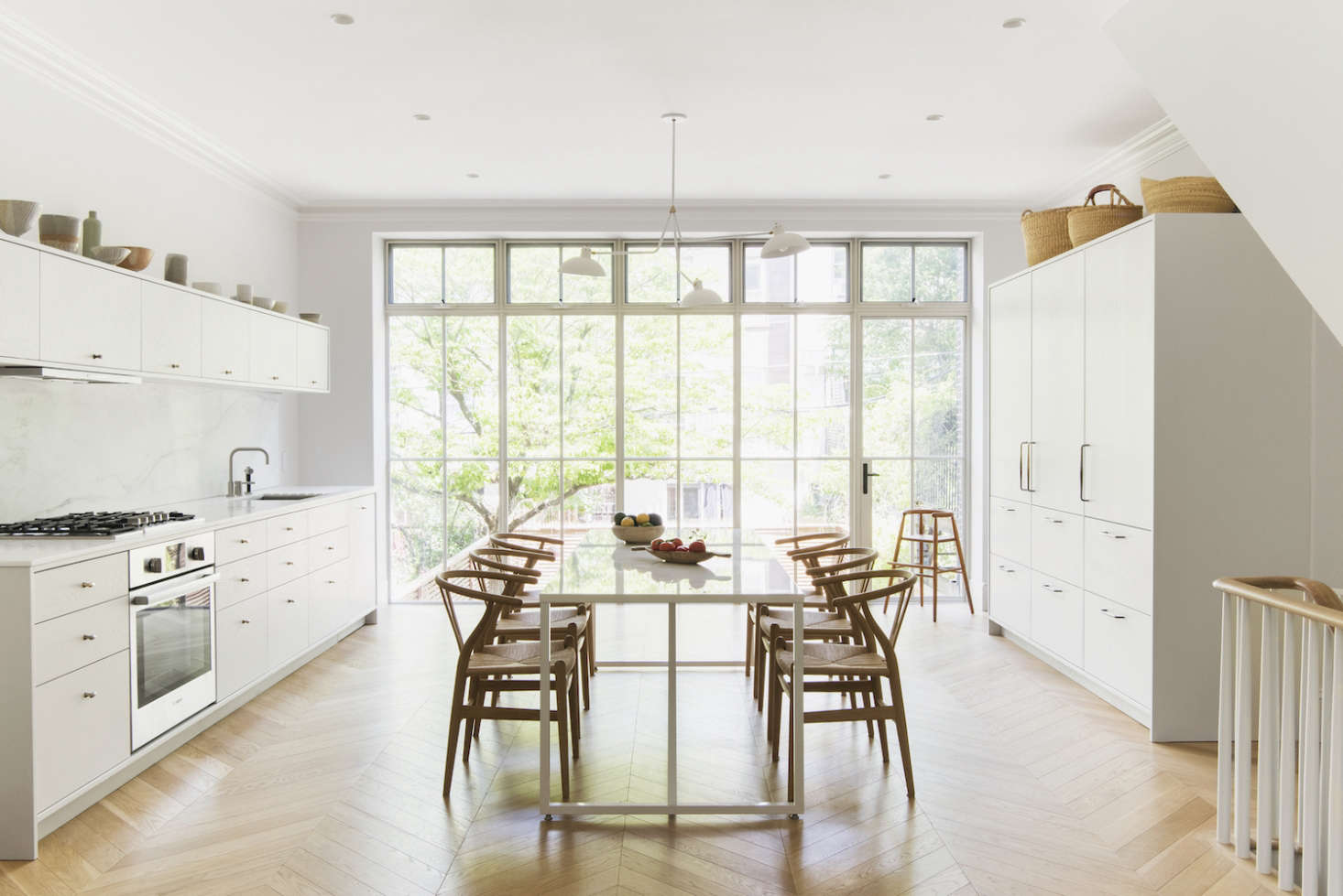 A Warm, Minimalist Duplex in Brooklyn by Architect Elizabeth Roberts ...