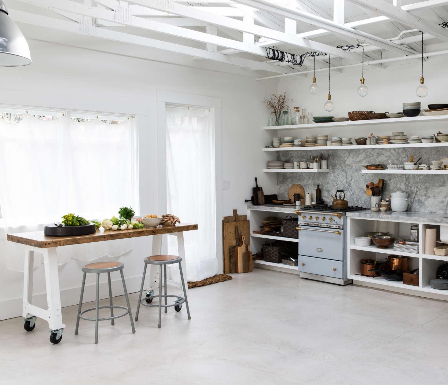 Kitchen Of The Week: A Backyard Kitchen In Berkeley