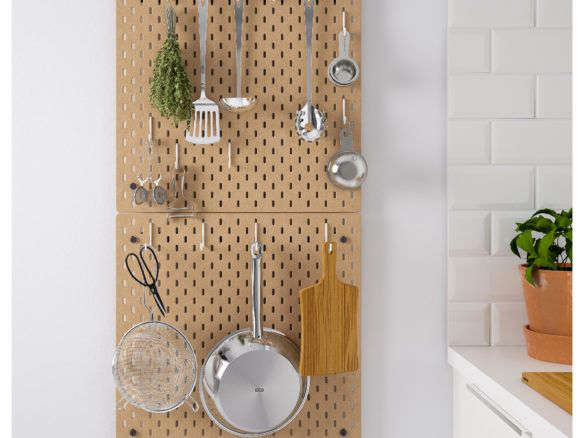 Sk 229 Dis Pegboard Combination Wood