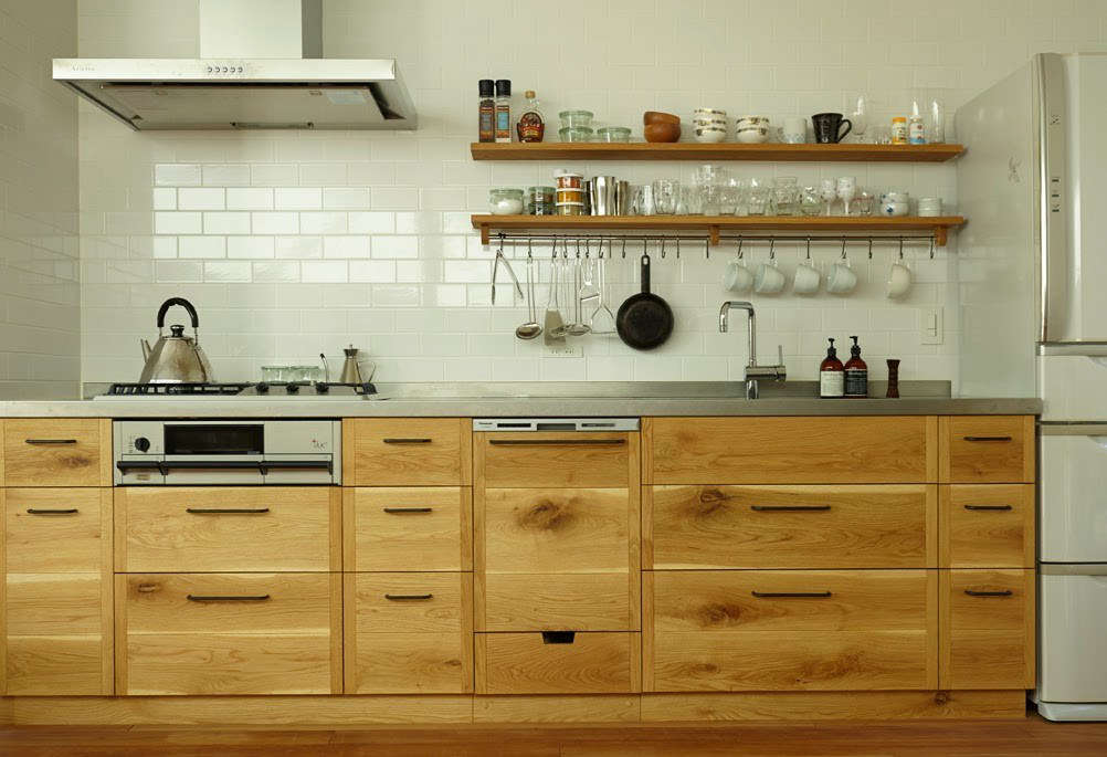 Beau KitoBitou0027s Main Aim In This Project: Making The Millwork Feel Less Like  Kitchen Cabinets And