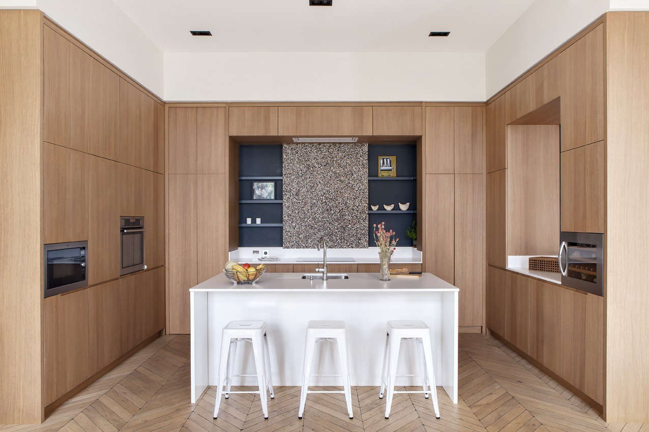 Trend Alert 9 Kitchens With Floor To Ceiling Cabinetry Remodelista