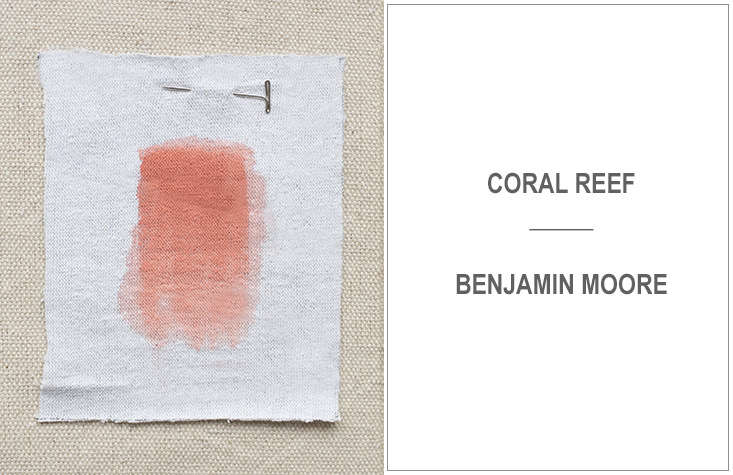 And finally, the brightest of the picks: Michael Howell of Howells Architecture & Design in Portland, Oregon, suggests Benjamin Moore's Coral Reef. A little bit of this shade goes a long way; consider using it as an unexpected accent, rather than a full wall.