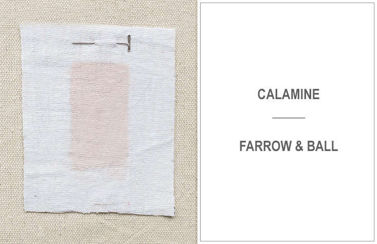 Santa Monica-based MLK Studio opts for Calamine from Farrow & Ball.