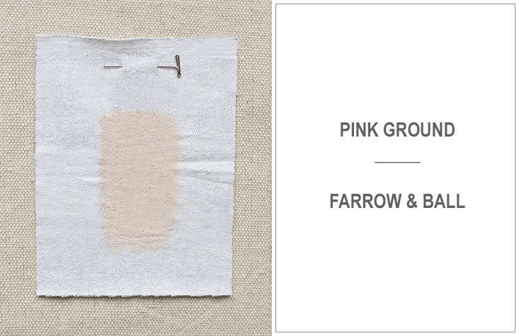 Both LA-based Nickey Kehoe and Lauren Geremia of Bay Area–based Geremia Design named Farrow & Ball's Pink Ground as their favorite go-to &#8