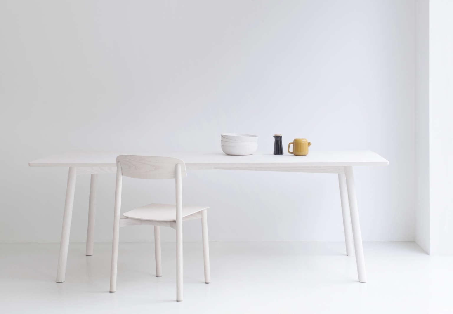 minimalist wooden furniture by stattmann neue moeble. Black Bedroom Furniture Sets. Home Design Ideas