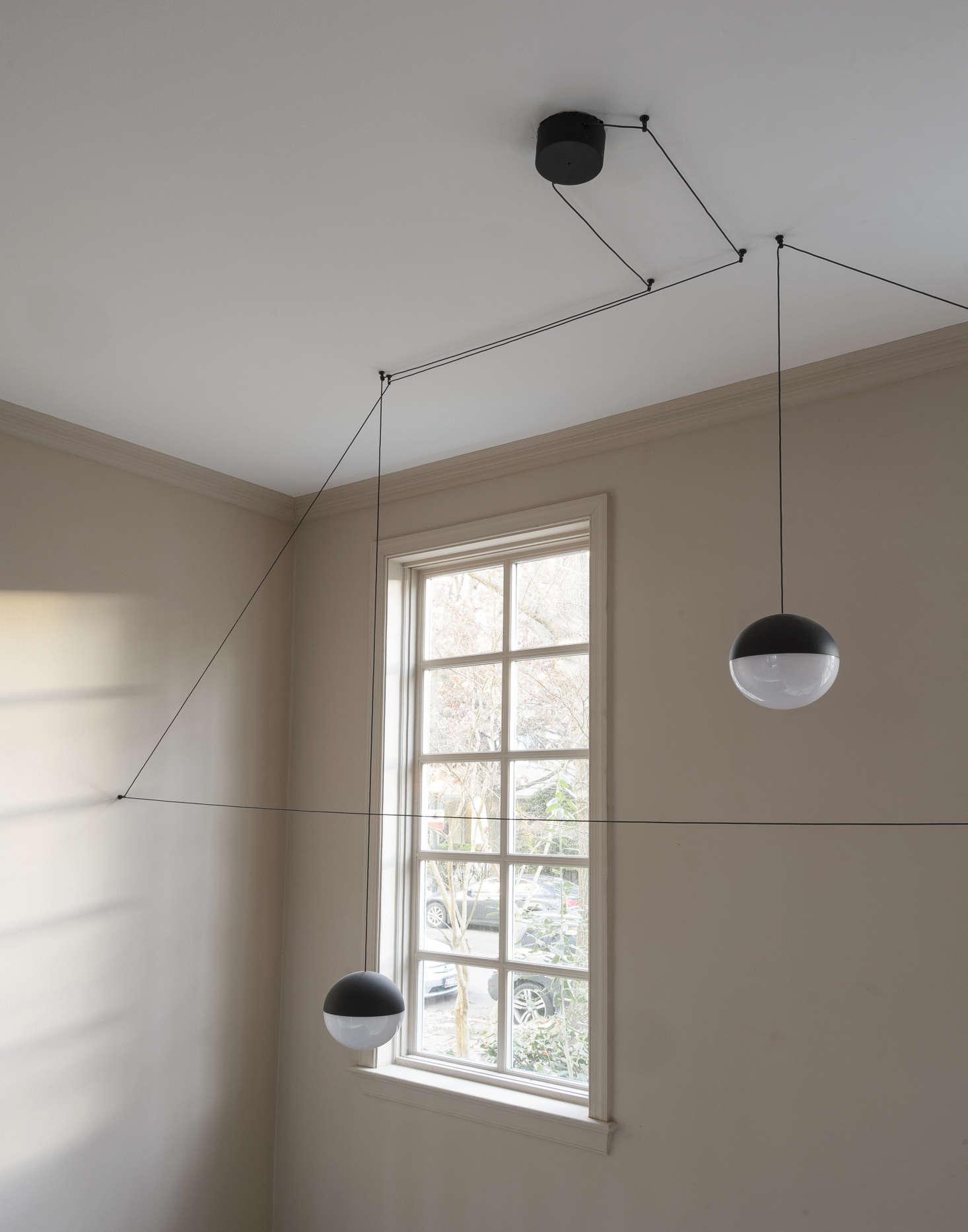 A Luminous Euro Style Row House In Washington Dc