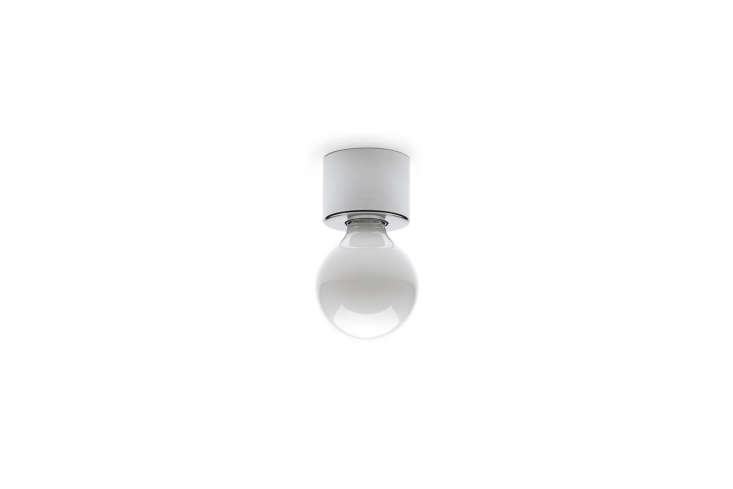 10 Easy Pieces Modern White Ceiling Socket Fixtures From