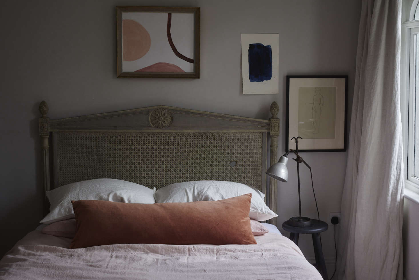 Expert Advice: Tips for a Softly Moody Bedroom with London Stylist Twig Hutchinson