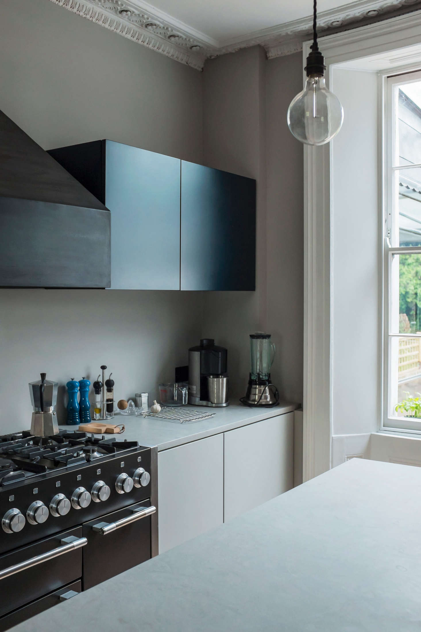 Kitchen of the Week: An Architect\'s Own Custom Kitchen in London ...