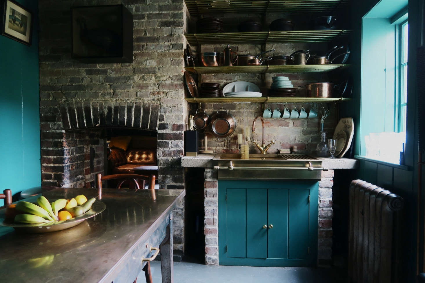 A Converted Monastery with a Cottage: At Home with UK Antiques Dealer Alex MacArthur