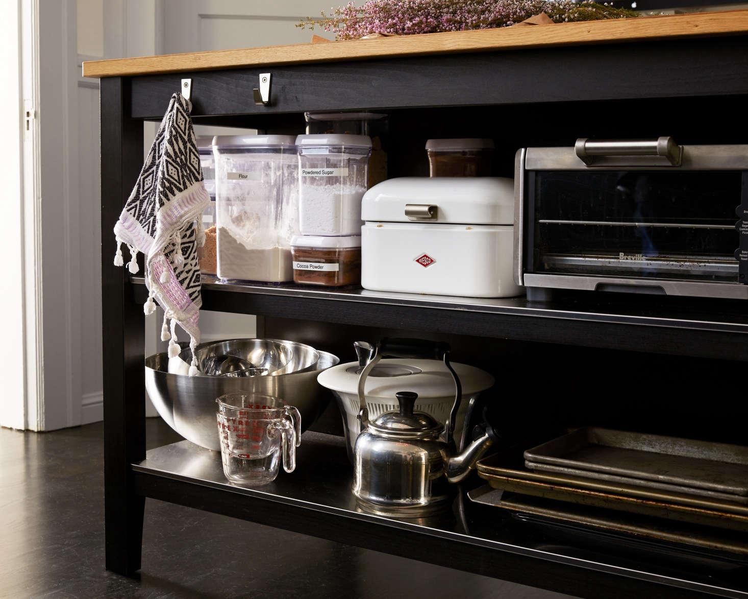 Kitchen of the week a glamorous kitchen in san francisco - Kitchen appliances san francisco ...