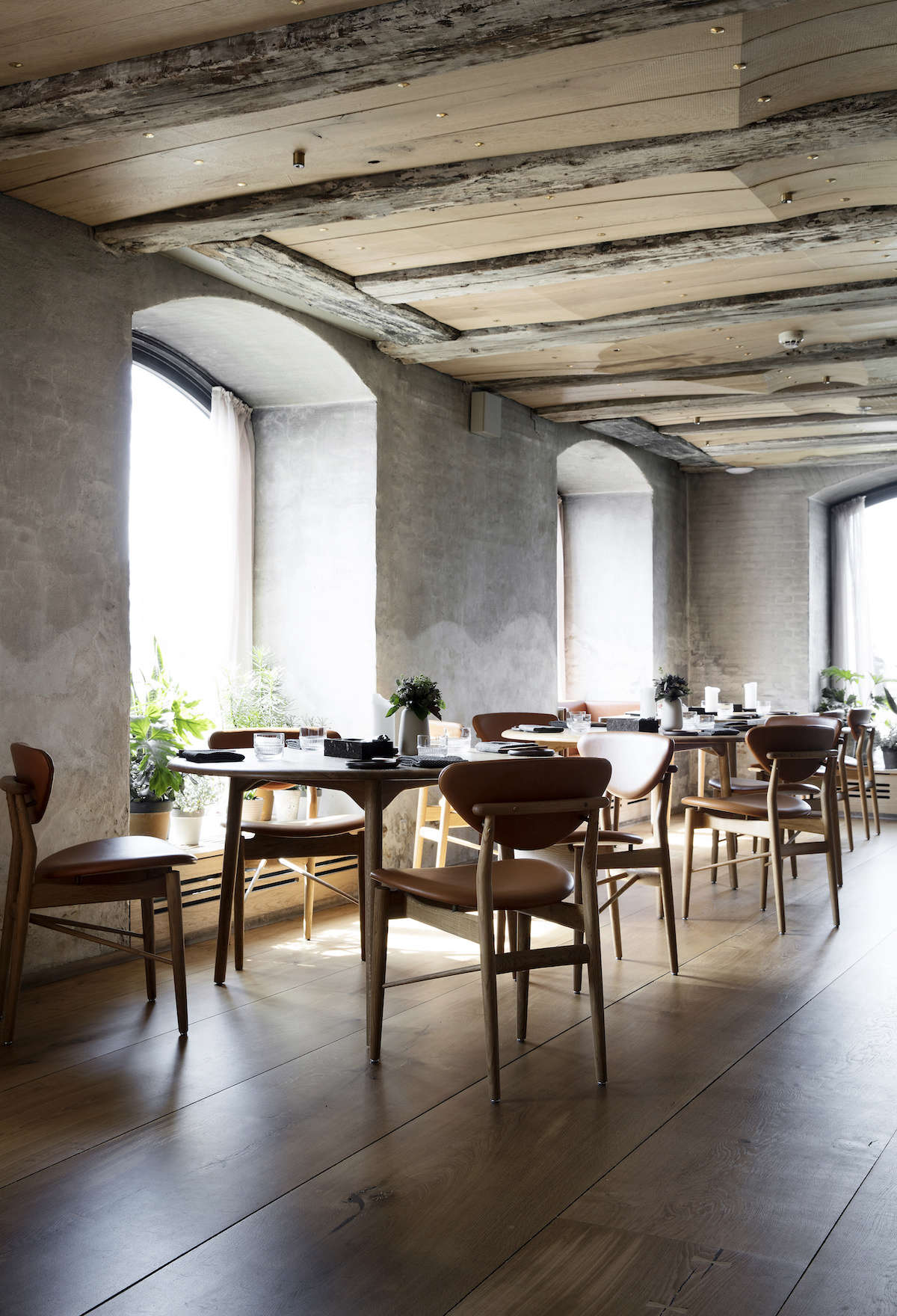 See the stylish affordable new restaurant in noma s