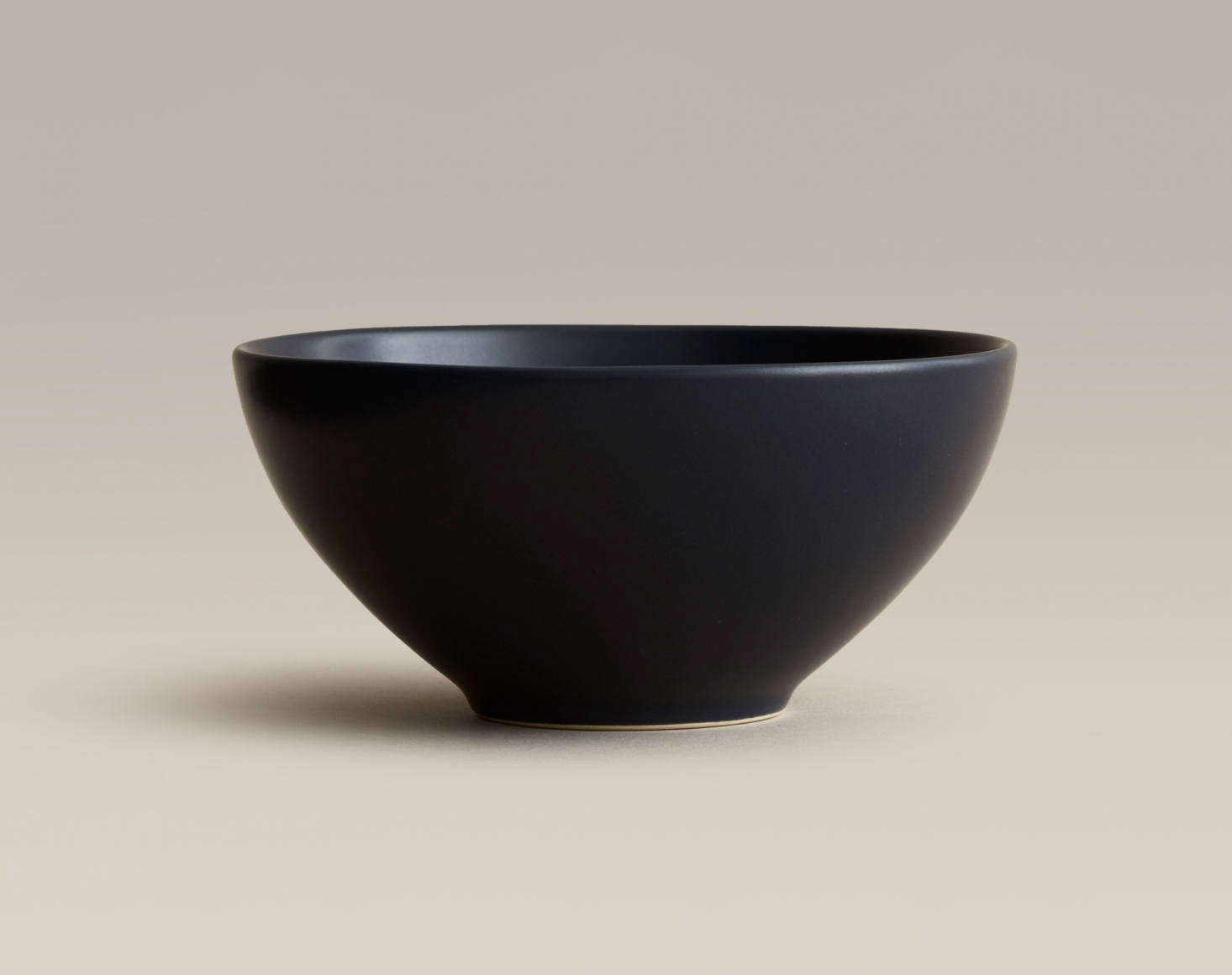 Small Bowls, shown here in Midnight, are $44 for a set of four.