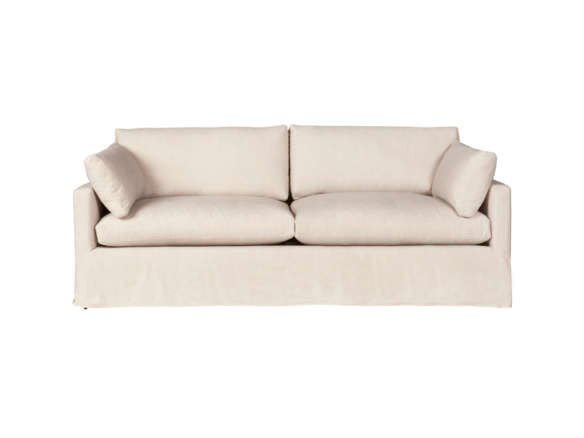 Cisco Brothers Louis Linen Slipcovered Sofa