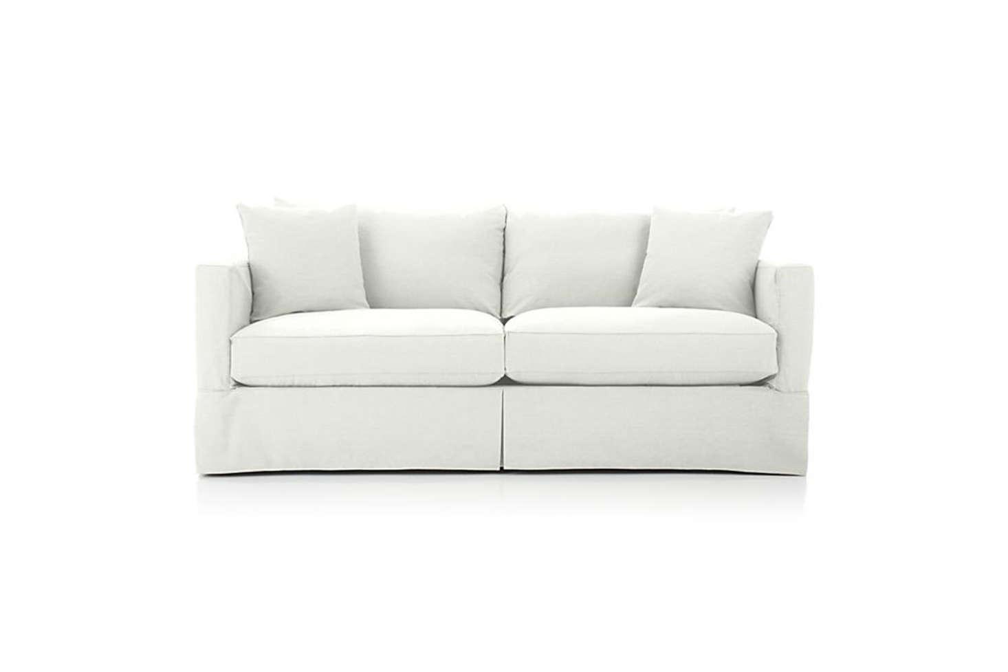Crate U0026 Barrelu0027s Willow Sofa Is A Straightforward Sofa Made In North  Carolina; $1,899 At