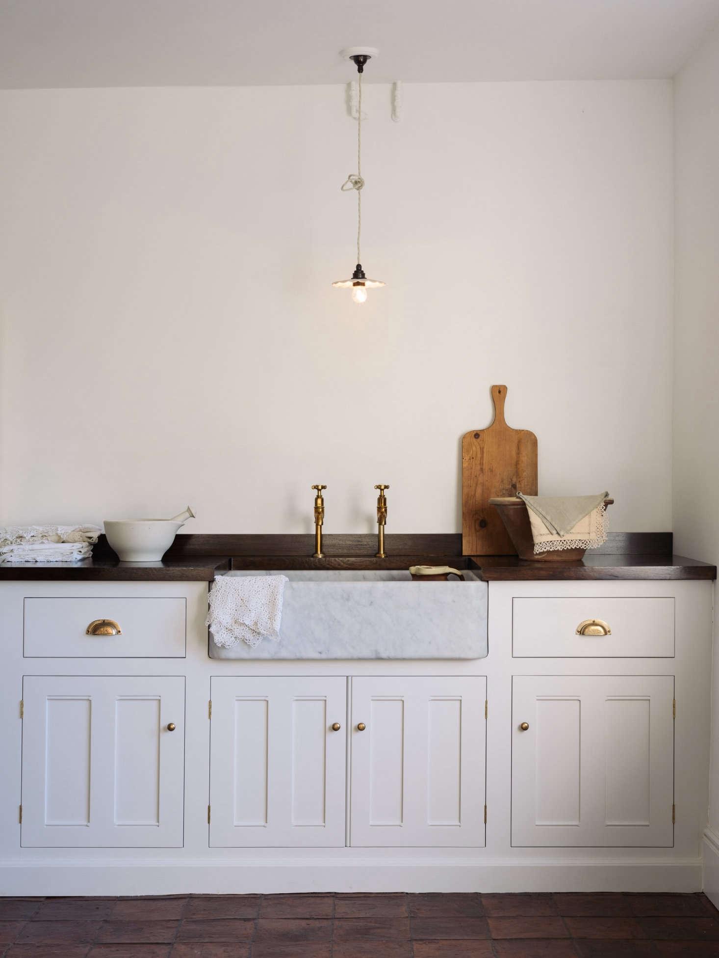 Image result for devol kitchens marble farm sink