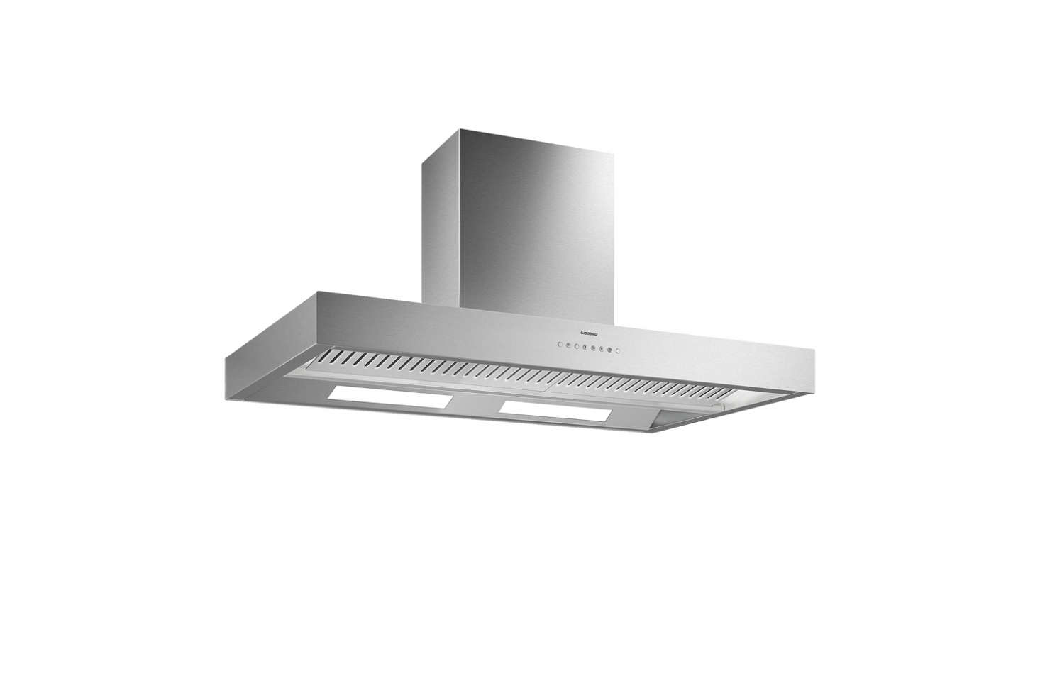 The Gaggenau 400 Series Island Hood In Stainless Steel And Measuring 47.25  Inches Is $3,599 At