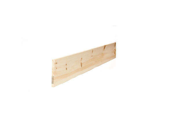 Premium Kiln-Dried Square Edge Whitewood Common Board