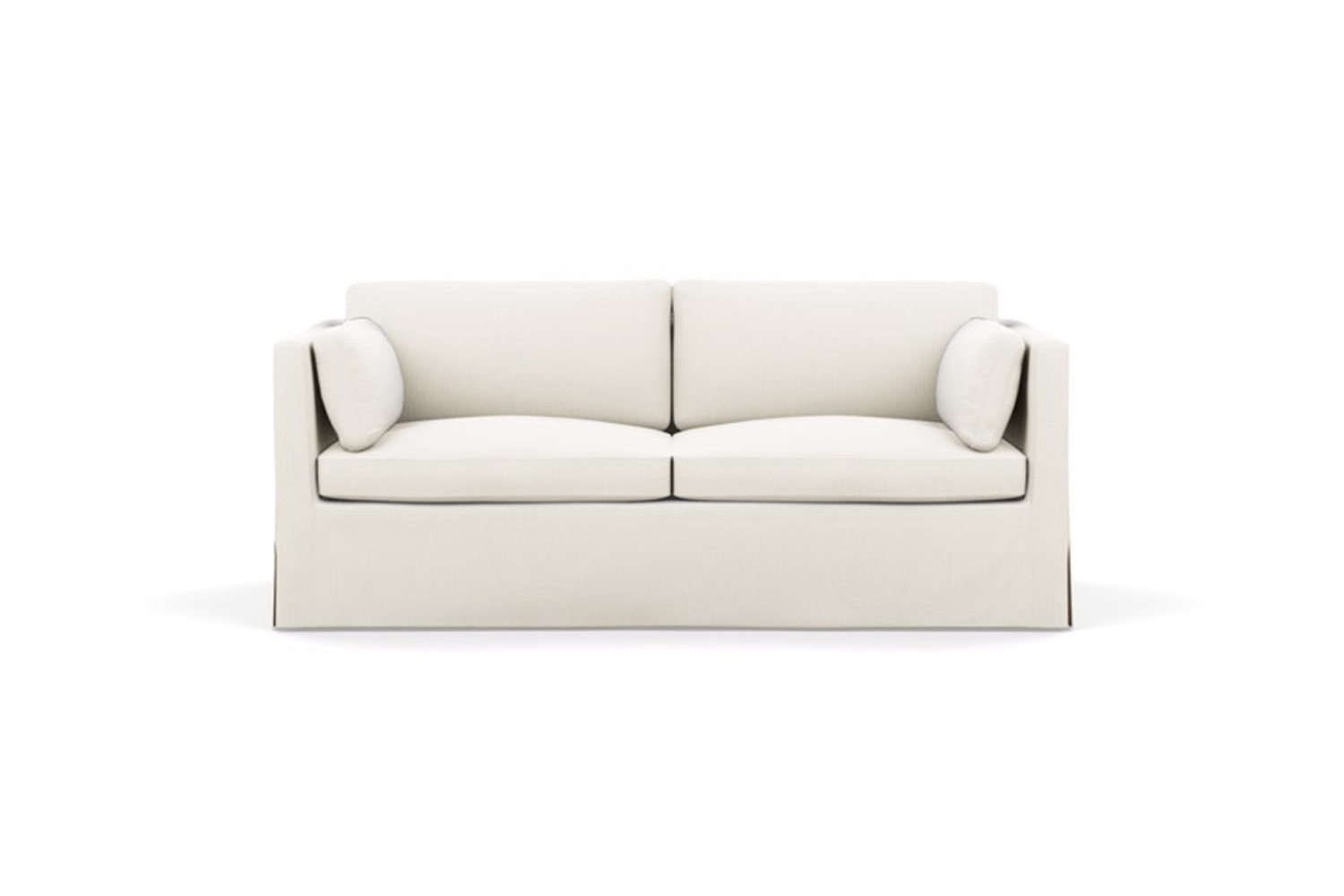 sofas white chaise sectional slip with canada sale ikea pottery covered for barn slipcover sofa slipcovers review slipcovered