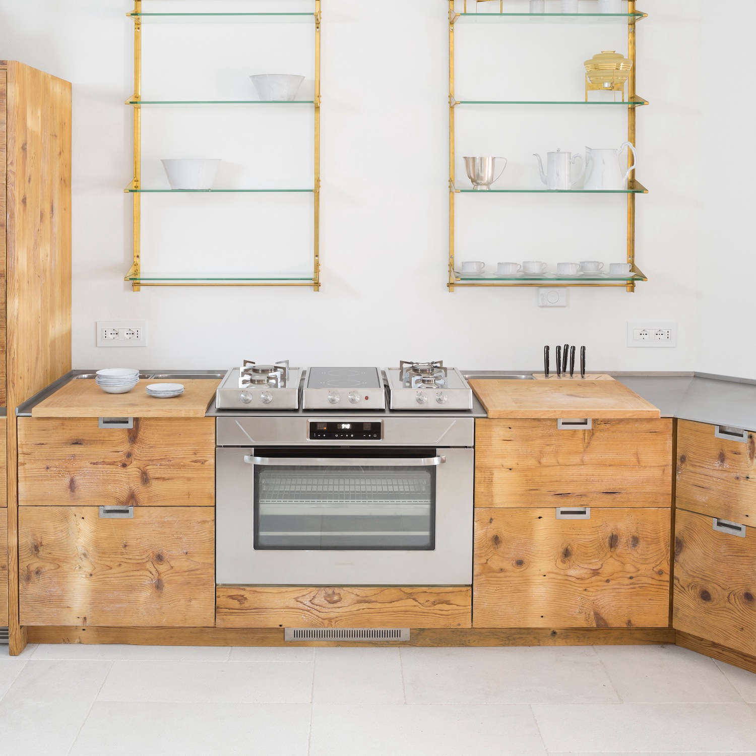 Kitchen of the Week: A Katrin Arens Design in Sardinia with 250-Year ...