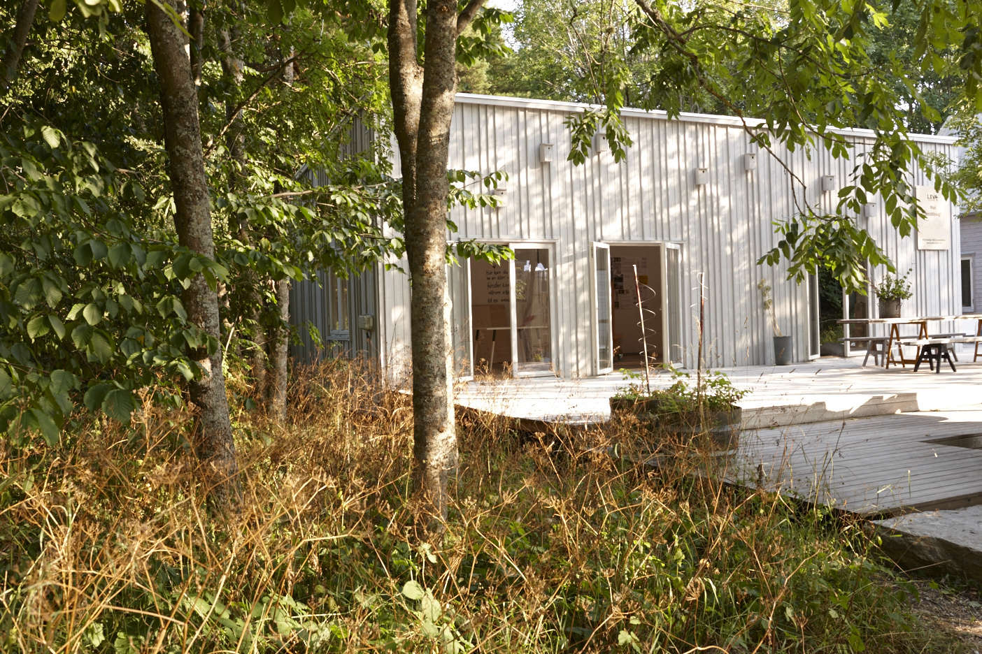 Leva Husfabrik: Flat-Pack Prefab Summerhouses from Sweden