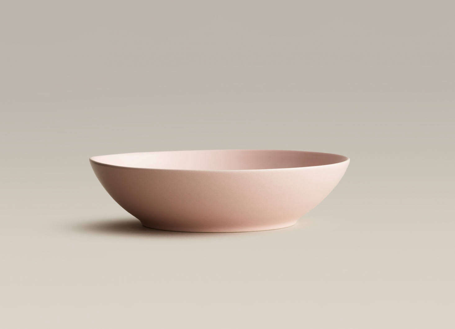 Big Bowls, like this one shown in Daybreak, are $5