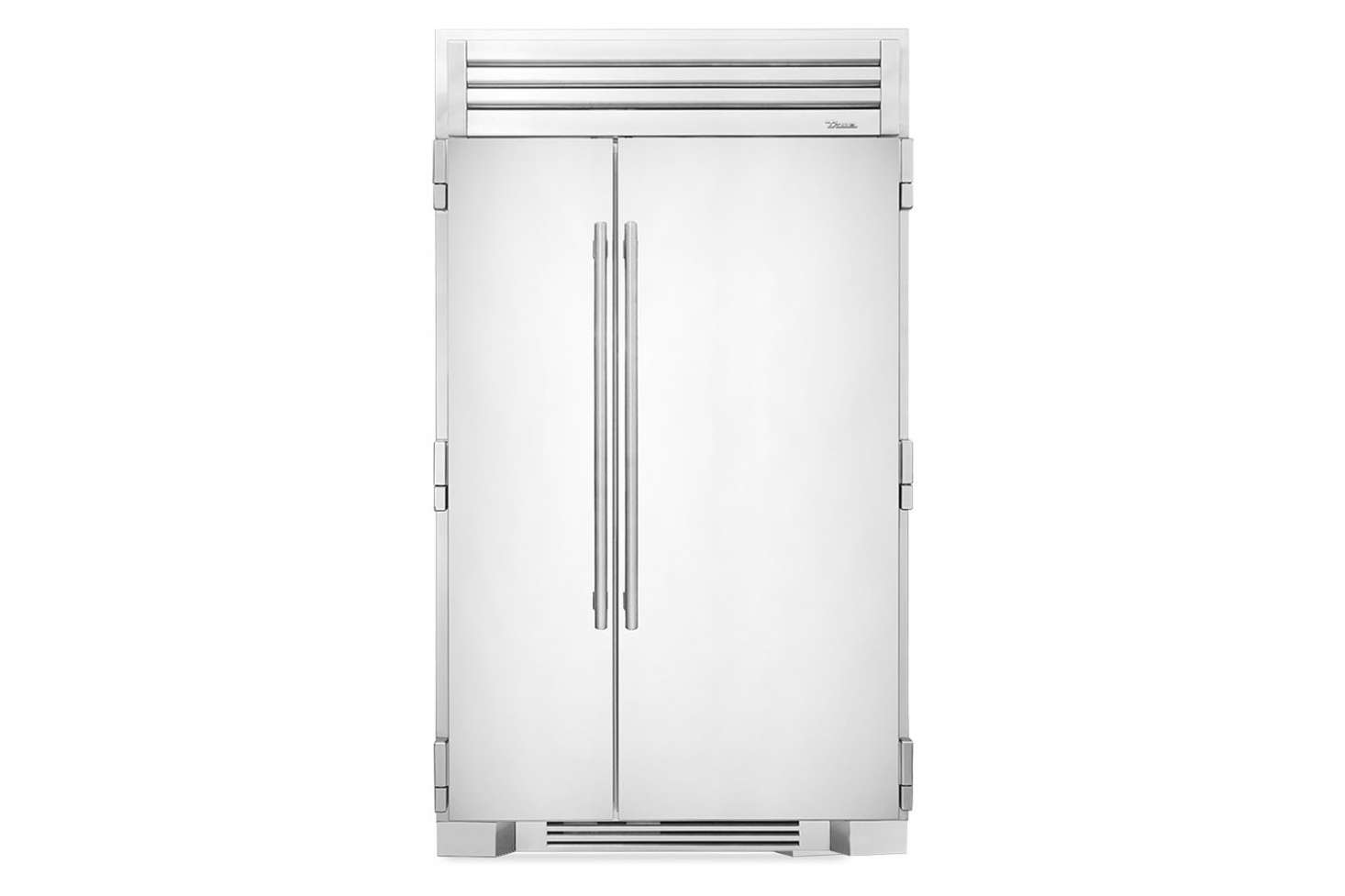 The Widest Model True Residential Full Size 48 Inch Refrigerator With Stainless Doors