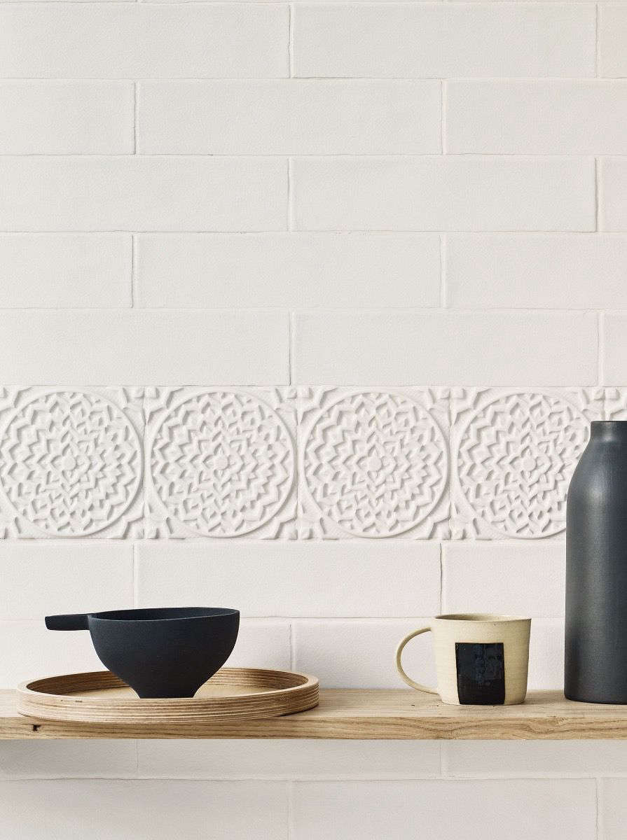 Claybrook Tiles: A New Line from London - Remodelista
